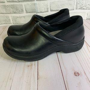 Dansko Slip Resistant Work Clogs